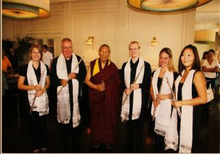Al Centro Buddhista Sakya