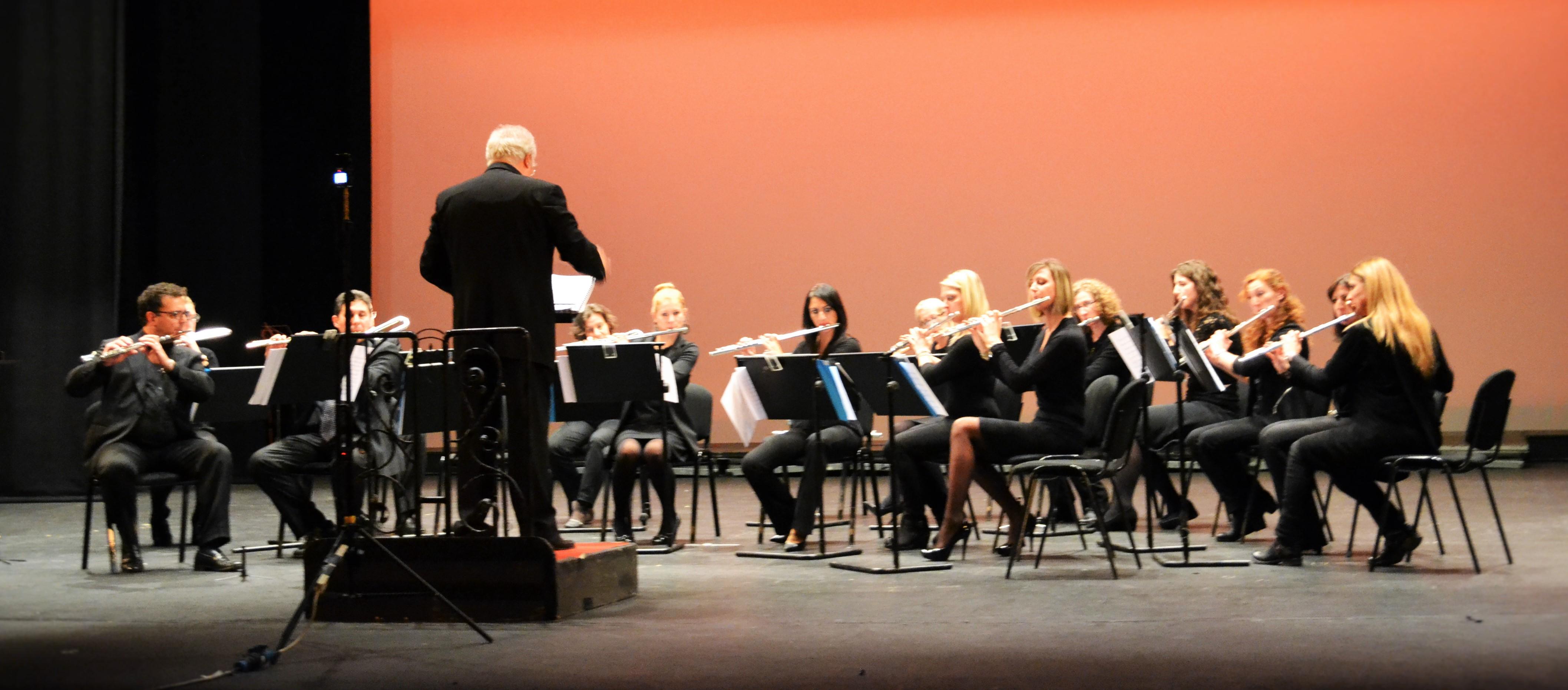 Trieste Flute Day 2015