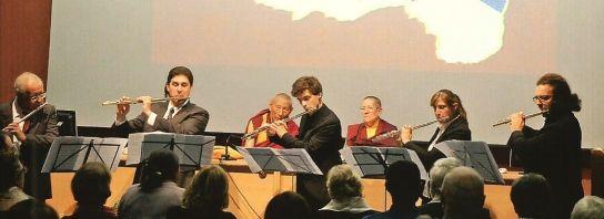 Concerto per il XXV° anniversario del Centro Sakya di Trieste (26-10-2013)