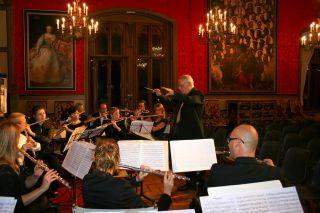 Tartini Flute Choir e Trieste Flute Ensemble a Miramare (2010)