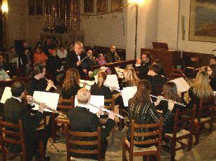 2010 concerto pro Comunità di San Martino al Campo