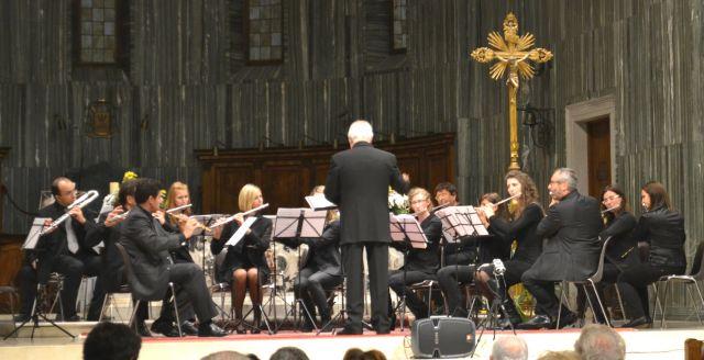 Concerto nella Cattedrale di San Giusto 2014