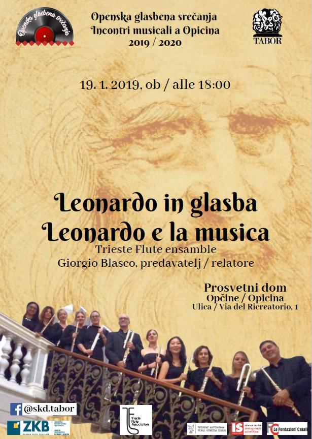Leonardo e la musica a Opicina