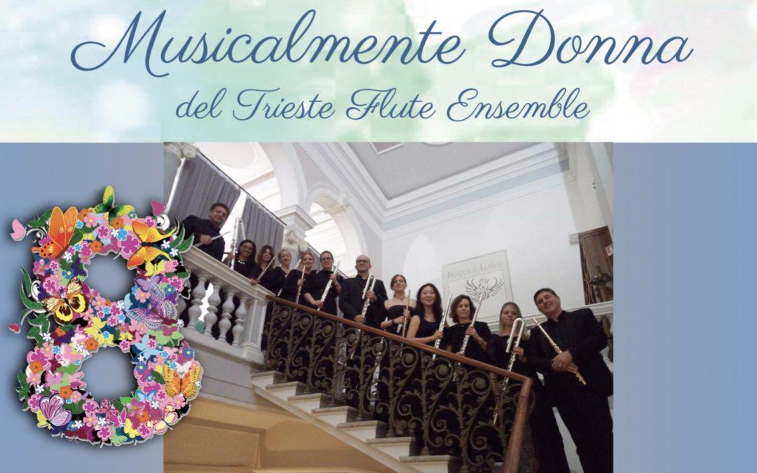 Musicalmente Donna del Trieste Flute Ensemble